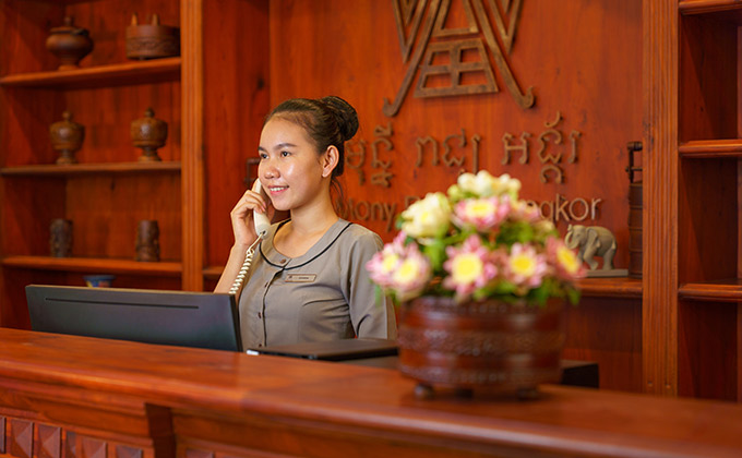 Welcome to Mony Angkor Hotel