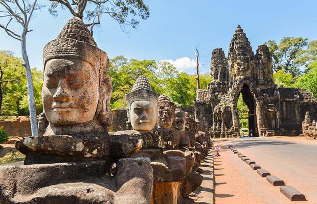 Angkor Discovery Package